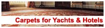 carpets for yachts & hotels